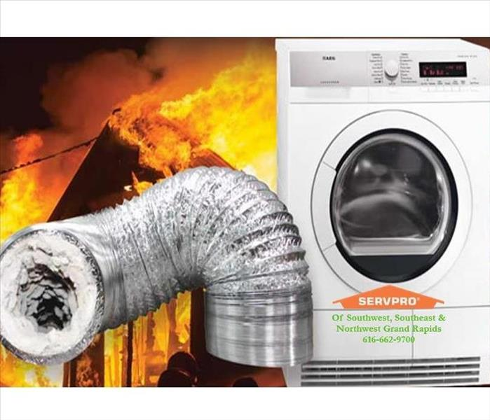 Fire Damage The Importance of Cleaning Dryer Vents to prevent fires
